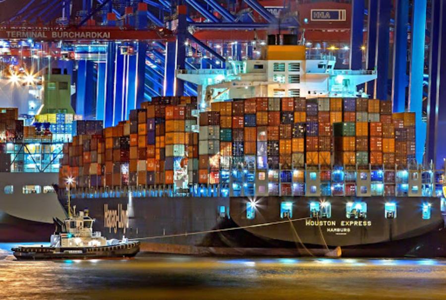 Containerschiff2